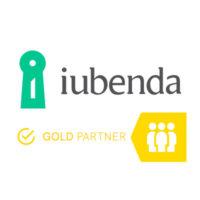 Iubenda Gold Partner