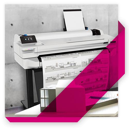 stampanti plotter